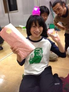 有元さんお誕生日!